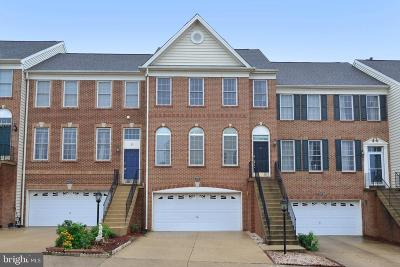 Ashburn Townhouse Under Contract: 22520 Welborne Manor Square