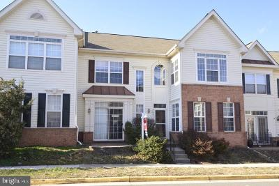 Ashburn Townhouse For Sale: 20997 Vosburg Terrace