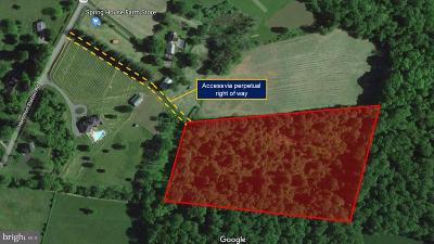 Hamilton Residential Lots & Land For Sale: Hamilton Station Road