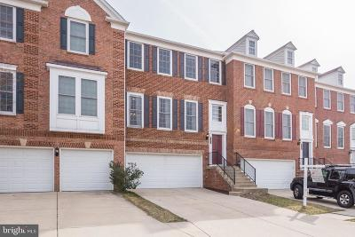 Ashburn Townhouse For Sale: 42914 Bittner Square