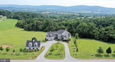 Purcellville Single Family Home For Sale: 14720 Summit View