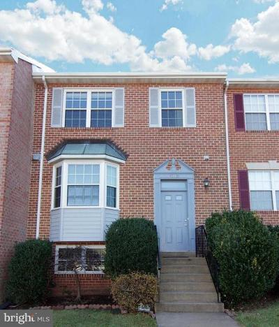 Townhouse For Sale: 46635 Spectrum Way