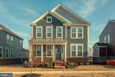 Leesburg VA Single Family Home For Sale: $654,990