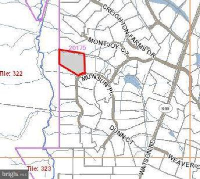 Leesburg Residential Lots & Land For Sale: Munsun Place
