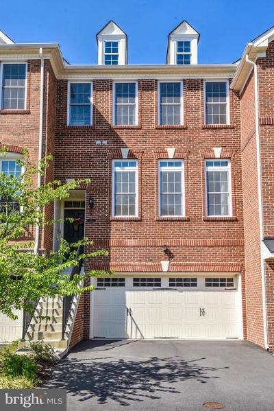 Purcellville Townhouse For Sale: 202 Croft Square