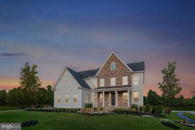 Aldie Single Family Home For Sale: Willow Walk Court #5