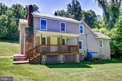 Purcellville Single Family Home For Sale: 37291 Branchriver Road