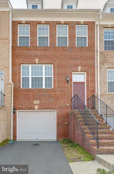 Aldie Townhouse For Sale: 25114 Harpenden Terrace