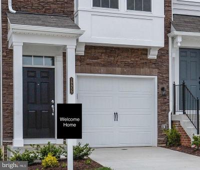 Ashburn Townhouse For Sale: 19959 Major Square