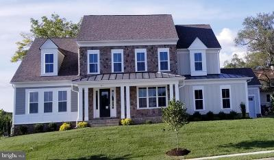 Purcellville Single Family Home For Sale: W. K Street- Carlyle