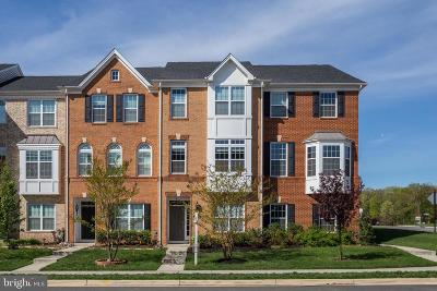 Ashburn Townhouse For Sale: 23143 Flora Mure Drive
