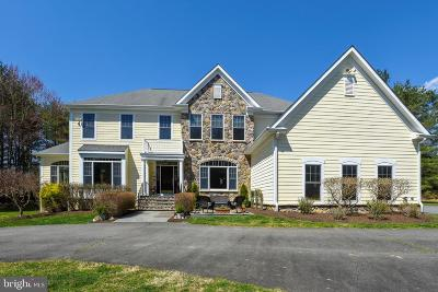 Purcellville Single Family Home For Sale: 15579 Woodgrove Road