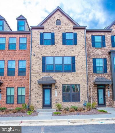 Ashburn Townhouse For Sale: 22273 Sims Terrace