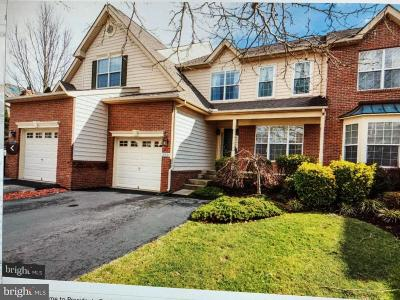 Ashburn Townhouse For Sale: 19994 Presidents Cup Terrace