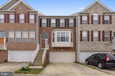 Leesburg Townhouse For Sale: 142 Spencer Terrace SE
