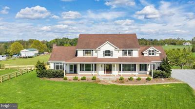 Lovettsville Single Family Home For Sale: 13570 Breezy Meadow Lane