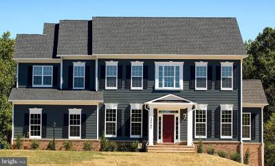 Purcellville Single Family Home For Sale: Edgegrove Road