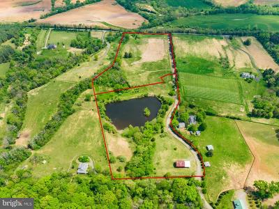Aldie Residential Lots & Land For Sale: 39650 And 39772 Stonestreet Farm Lane