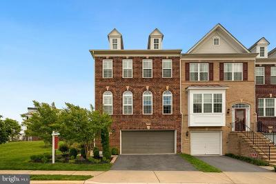 Aldie Townhouse For Sale: 25110 Harpenden Terrace