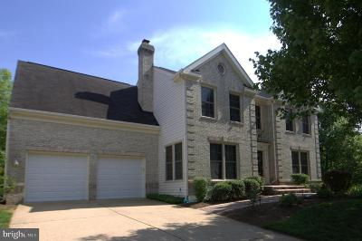 Ashburn Single Family Home For Sale: 20888 Fowlers Mill Circle