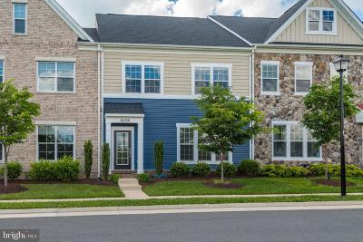 Ashburn Townhouse For Sale: 21135 Ashburn Heights Drive