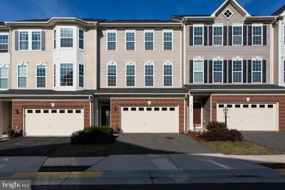 Aldie Townhouse For Sale: 25109 Bottlebrush Terrace