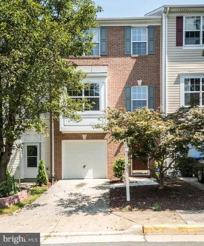 Leesburg Townhouse For Sale: 566 Sparkleberry Terrace NE