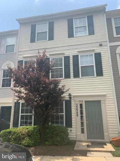 Sterling Townhouse Under Contract: 22989 Whitehall Terrace