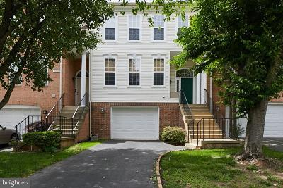 Sterling Townhouse Under Contract: 21203 Millwood Square