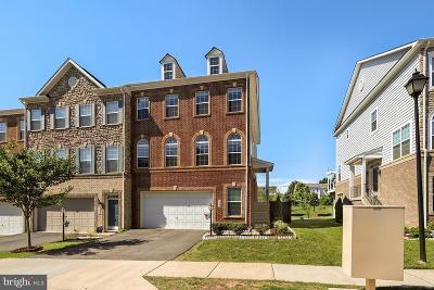 Leesburg Townhouse For Sale: 1547 Kinnaird Terrace NE