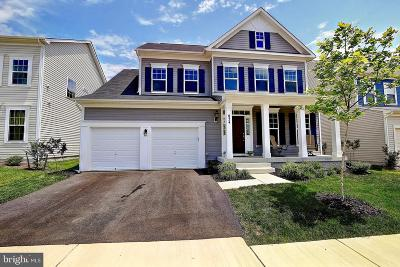 Purcellville Single Family Home For Sale: 824 Mildenhall Court