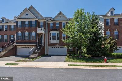 Ashburn Townhouse For Sale: 20035 Northville Hills Terrace