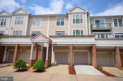 Ashburn Townhouse For Sale: 44166 Mossy Brook Square