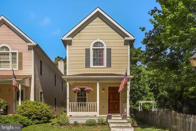 Leesburg Single Family Home For Sale: 9 Wilson Avenue NW
