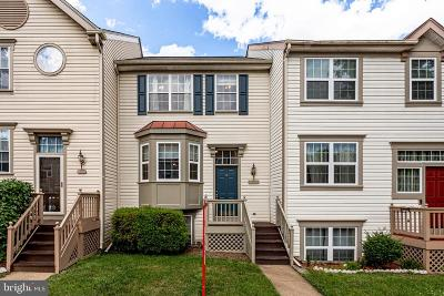 Purcellville Townhouse Under Contract: 319 McDaniel Drive
