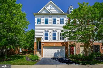 Aldie Townhouse For Sale: 24700 Geyser Peaks Square