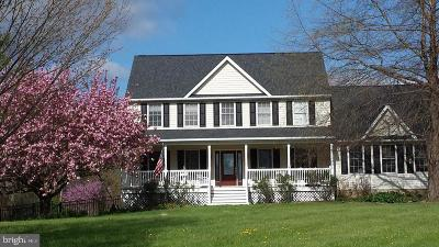 Purcellville Single Family Home For Sale: 19187 Swan Court