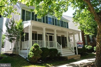 Ashburn Rental For Rent: 20425 Charter Oak Drive