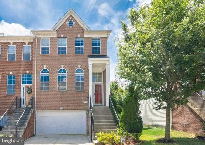Leesburg Townhouse Active Under Contract: 43098 Shadow Terrace