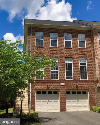 Aldie Townhouse For Sale: 24774 Carbonate Terrace