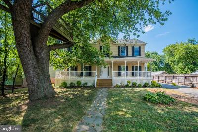 Leesburg Single Family Home For Sale: 17 Pershing Avenue NW