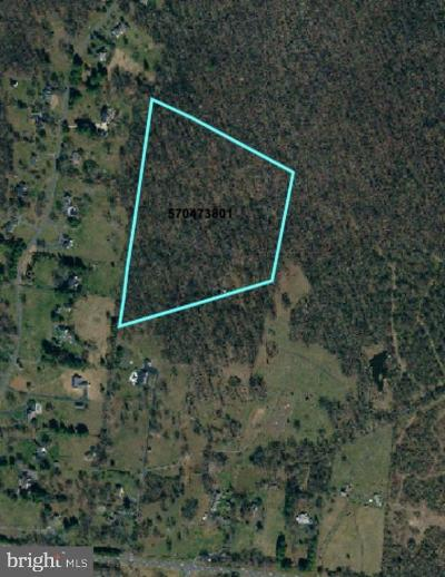 Middleburg Residential Lots & Land For Sale: 36054 John Mosby Highway