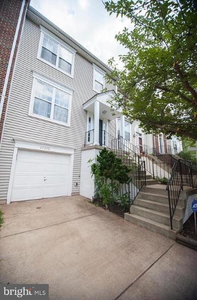 Sterling Townhouse For Sale: 47370 Darkhollow Falls Terrace