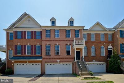 Chantilly Townhouse For Sale: 42761 Locklear Terrace