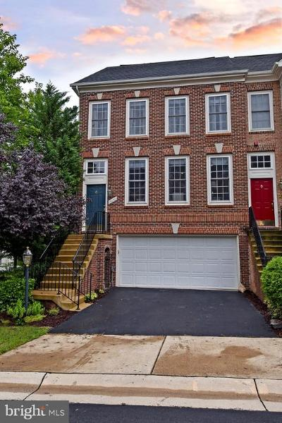 Aldie Townhouse Under Contract: 24650 Kings Canyon Square