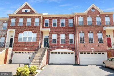 Aldie Townhouse For Sale: 41908 Beryl Terrace
