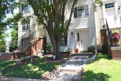 Ashburn Townhouse For Sale: 20732 Apollo Terrace