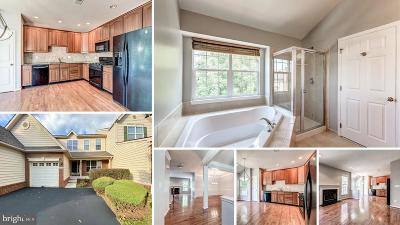 Ashburn Townhouse For Sale: 43214 Somerset Hills Terrace
