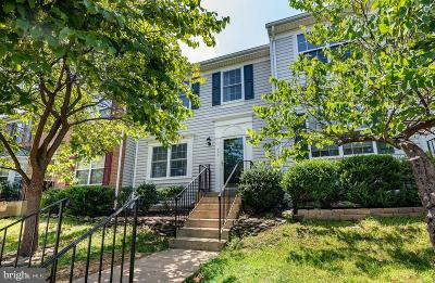 Leesburg Townhouse Under Contract: 111 Spencer Terrace SE
