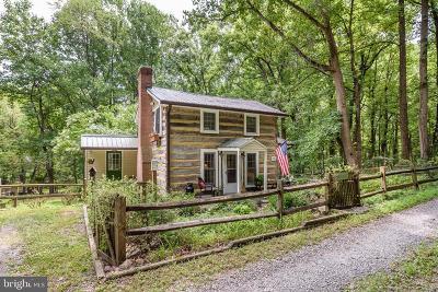 Leesburg Single Family Home Under Contract: 41788 Stumptown Road